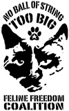 Feline Freedom Logo