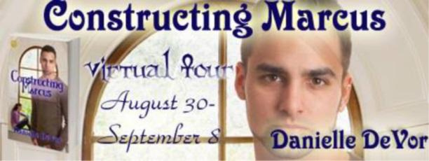 Banner - Constructing Marcus