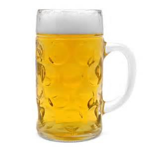Beer in mug